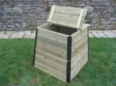 Quoi mettre dans un bac à compost