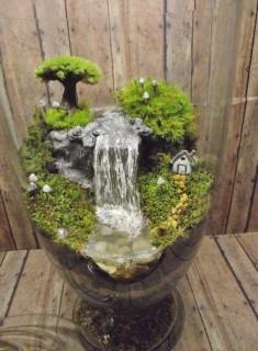 Le jardin minéral miniature